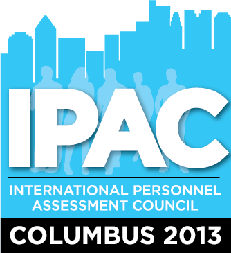 IPAC Conference 2013!